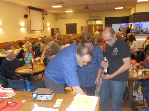 Quiz Night 2016